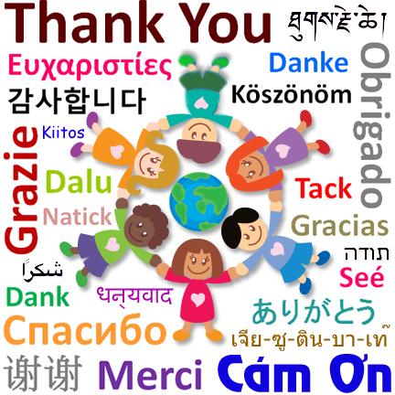 Cám Ơn - Thank You